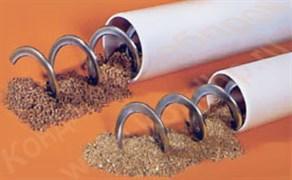 Отводы SP55; SP 75; SP 90; SP125 -прямые и изогнутые трубы из нержавеющей и углеродистой стали с одним раструбом
