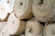 Ленты транспортерные хлопчатобумажные, резинотканевые, фетровые полотна (рукава)