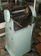 Машина прокатная двухвалковая для образования и выравнивания пластов кондитерских масс