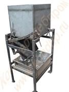 Трубчатый аппарат для приготовления полуцилиндрических мармеладных батонов для лимонных долек ТАМ-56