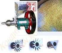 Экструдер одношнековый (мини) пищевой, производительностью 15-20 кг/час (маленькие воздушные шарики 4-5 мм)