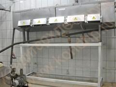 Теплообменник для помадосбивального агрегата ШПА