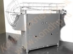 Машина моечная для пластмассовой и деревянной тары,  кондитерских и хлебных лотков, ящиков и их крышек