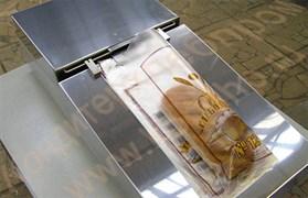 Упаковочный аппарат для хлебобулочных изделий настольный