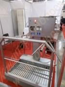 Установка дезинфекции работников в производственных помещениях на предприятиях напольная стандартная
