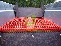 Установка для обработки первичной овощей, корнеплодов