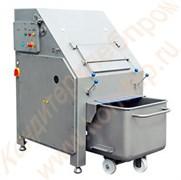 Измельчитель замороженных различных продуктовых блоков, в том числе мясных ИБ-4, ИБ-8