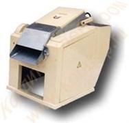 Машина резки замороженных мясных блоков на кусочки БР-2 ИМБ-600