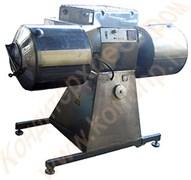 Мясной  массажер на 240 литров (двухемкостной) вакуумный  УВМ-100-2М