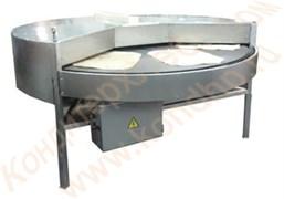 Печь подовая круглая вращающаяся электрическая для выпечки лаваша, питы, пиццы